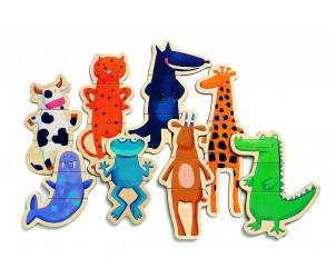 Crazy animaux