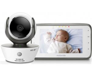 Babyphone vidéo connecté Wi-Fi MBP854