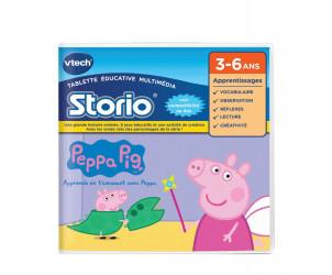 Jeu Storio : Peppa Pig