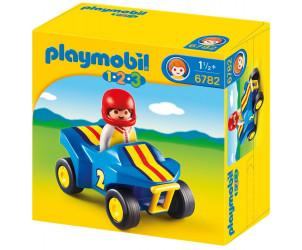 Playmobil 1.2.3 - Quad