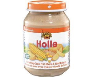 Petit Pot Bébé Bio Purée, Maïs, Viande