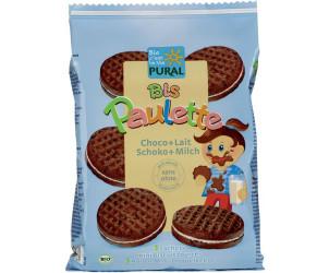 Biscuits Bis'paulette Lait Et Miel