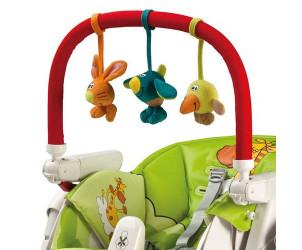 Arche de jeux pour chaise haute