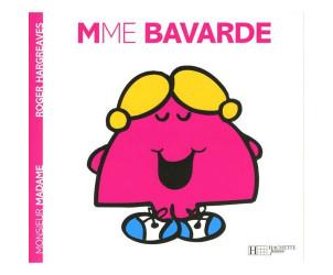 Livre Madame Bavarde