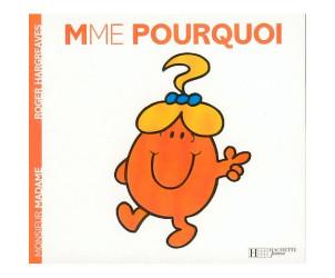 Livre Madame Pourquoi