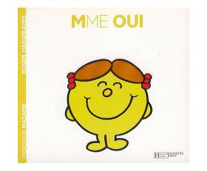 Livre Madame Oui