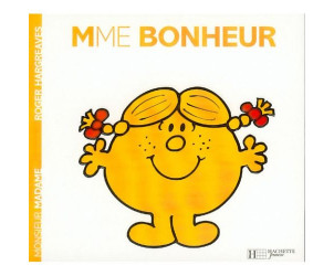 Livre Madame Bonheur