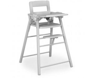 Chaise haute en bois extra pliante
