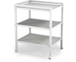 Table à langer en bois 3 niveaux