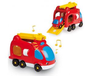 Vroom Planet Camion pompier