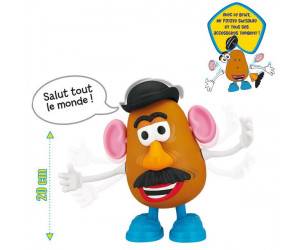 Mr Patate interactif