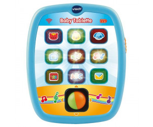 Baby tablette bilingue