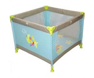 Lit parc aquarium 2 en 1