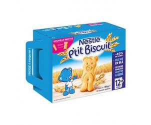 P'tit Biscuit - Biscuits pour bébé