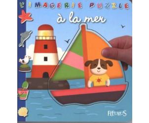 Imagerie Puzzle - A la Mer