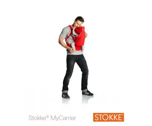 Porte bébé Stokke MyCarrier 3 en 1