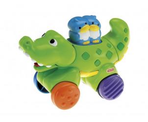 Alligator Press & Go