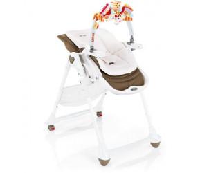 Chaise haute évolutive 2 en 1 b.fun
