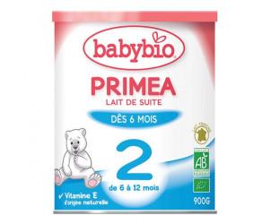 Lait nourisson Priméa 2 bio