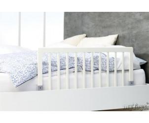 Barrière de sécurité pour lit en bois - 45 x 90 cm -