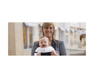 Bavoir éponge pour porte-bébé (x 2)