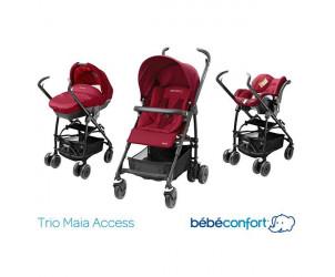 Trio poussette Maia