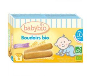 BIO Biscuits bébé 120 g dès 8 mois (BOUDOIRS)