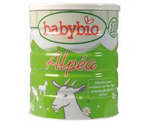 BIO Lait de chèvre ALPEA à partir de 12 mois