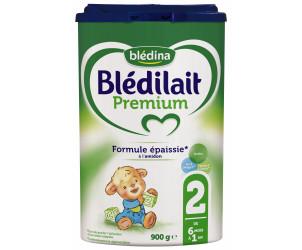 Lait Blédilait 2ème âge Premium poudre 900g
