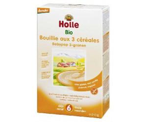 Bouillie flocons d'avoine