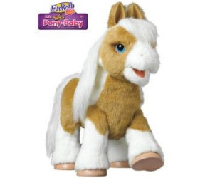 Butterscotch Poney Caramel - Fur Real