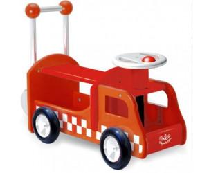 Camion de pompier porteur