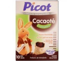 Céréales cacaotées instantanées 200G