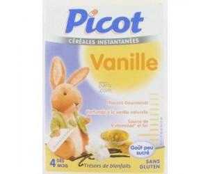 Céréales vanille instantanées 200g