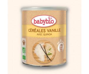 BIO Céréale Vanille 220 g dès 6 mois
