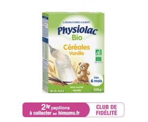Céréales Bio Vanille