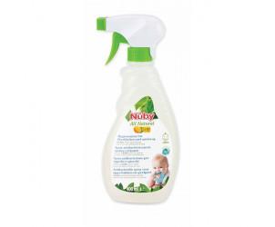 Spray anti-bactérien toutes surfaces