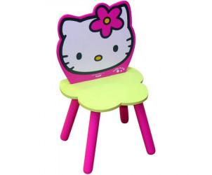 Chaise Fleur Hello Kitty