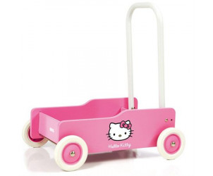 Chariot de marche Hello Kitty