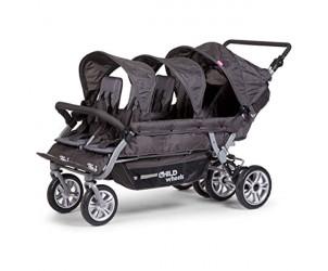 Poussette 6 places Child Wheels