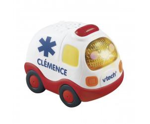 Tut Tut Bolides - Clémence SOS ambulance