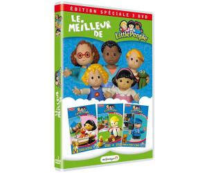 Coffret DVD Little People