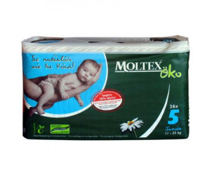 Couches ECO Junior - 11-25 kg