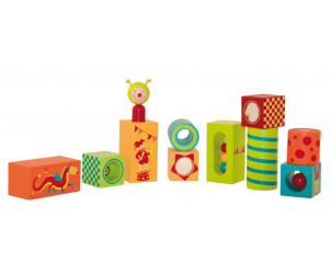 Cubes d'activité Dragobert