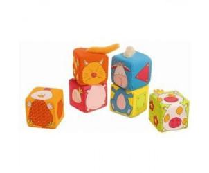 Cubes de la ferme
