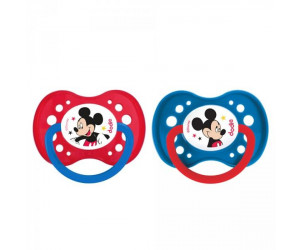 Sucette anatomique +18 mois DUO Disney Mickey