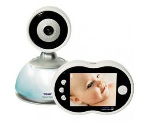 Ecoute-bébé Digital Plus Vidéo