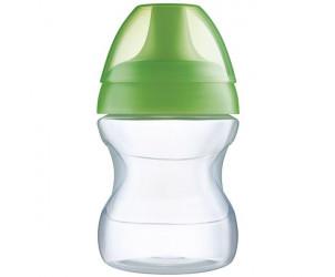 Tasse d'apprentissage 6-12 mois bec souple 190 ml