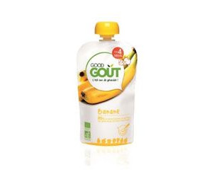 Gourde fruit Banane