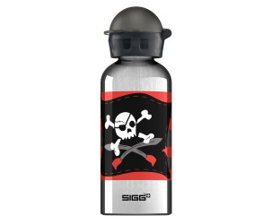 Gourde aluminium Pirate 0.4l